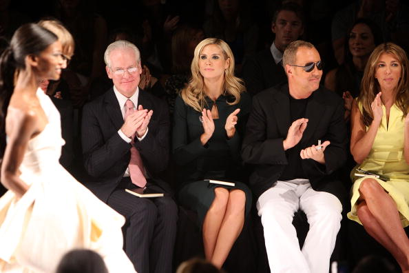 Eye Make-Up「Project Runway Finalists Fashion Show - Front Row - Spring 09 MBFW」:写真・画像(12)[壁紙.com]