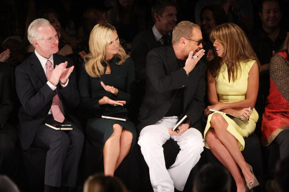 Eye Make-Up「Project Runway Finalists Fashion Show - Front Row - Spring 09 MBFW」:写真・画像(11)[壁紙.com]