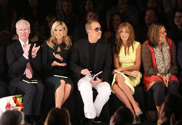 Eye Make-Up「Project Runway Finalists Fashion Show - Front Row - Spring 09 MBFW」:写真・画像(9)[壁紙.com]