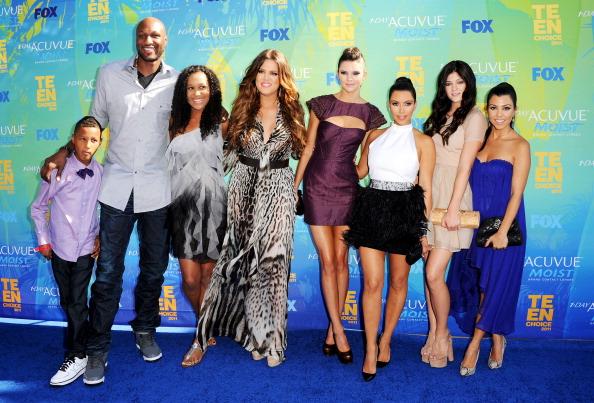 Family「2011 Teen Choice Awards - Arrivals」:写真・画像(16)[壁紙.com]