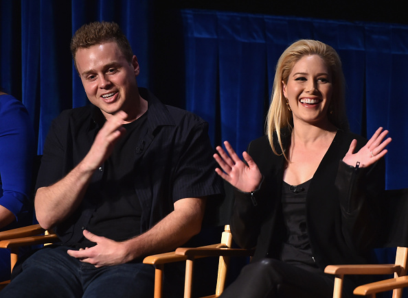 "Spencer Pratt「WE tv Presents ""The Evolution Of The Relationship Reality Show"" - Inside」:写真・画像(4)[壁紙.com]"