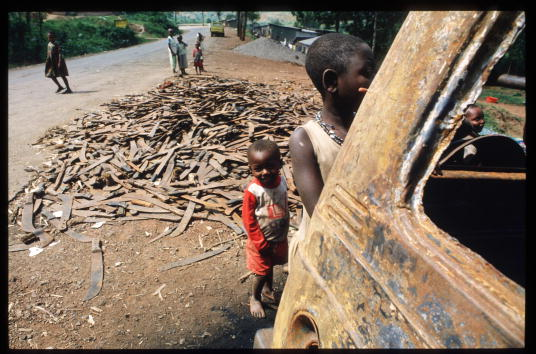Obsolete「The Horror Of Rwanda's Civil War」:写真・画像(2)[壁紙.com]