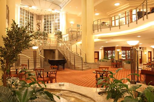 Lighting Equipment「Hotel Lobby」:スマホ壁紙(18)
