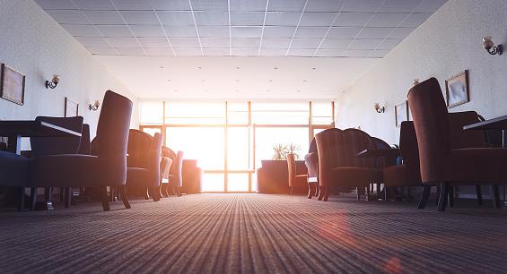 Hotel Reception「Hotel lobby」:スマホ壁紙(18)