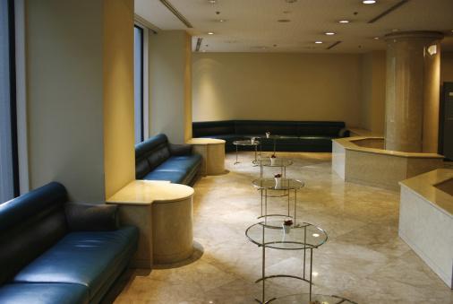 Hotel Reception「Hotel lobby」:スマホ壁紙(15)