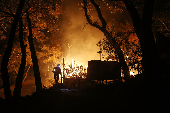 カリフォルニア州「Southern California Wildfires Forces Thousands to Evacuate」:写真・画像(12)[壁紙.com]