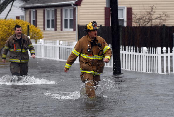 Community「Major Rain Storms Pound Northeast」:写真・画像(10)[壁紙.com]