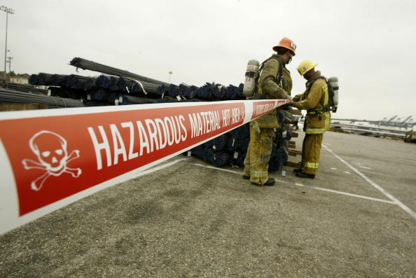 練習「Terror Drills In Los Angeles Test First Responders」:写真・画像(9)[壁紙.com]