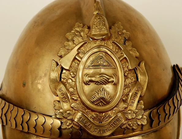 記章「Firefighters Helmet With Emblem Of The Russian Imperial Firefighters Society,」:写真・画像(15)[壁紙.com]