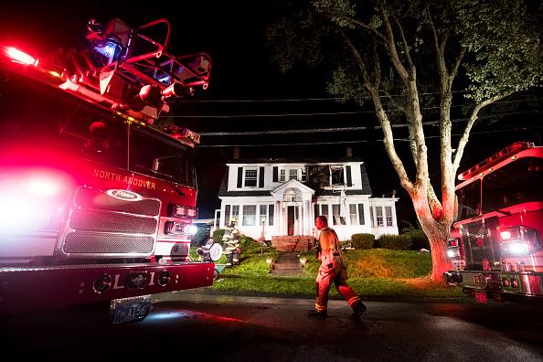 Massachusetts「Dozens Of Gas Explosions Rock Massachusetts Towns」:写真・画像(4)[壁紙.com]