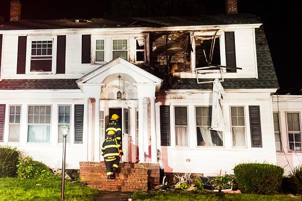 Exploding「Dozens Of Gas Explosions Rock Massachusetts Towns」:写真・画像(9)[壁紙.com]