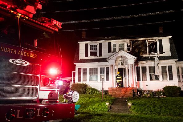 Massachusetts「Dozens Of Gas Explosions Rock Massachusetts Towns」:写真・画像(5)[壁紙.com]