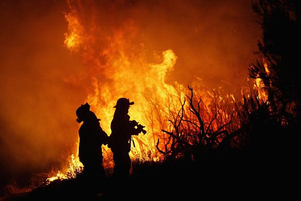 Environmental Damage「CA: Wildfires Return to Southern California」:写真・画像(18)[壁紙.com]