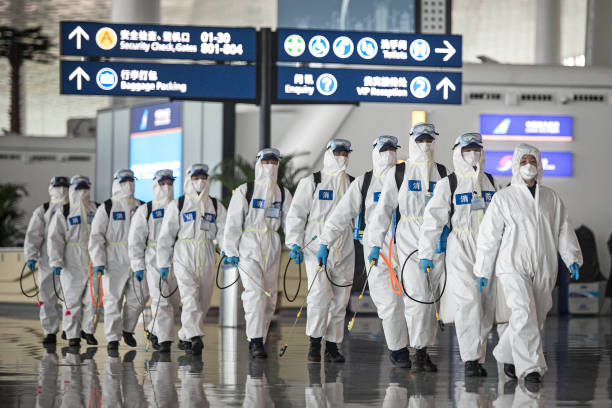 Wuhan Tianhe Airport To Resume Domestic Passenger Flights On April 8th:ニュース(壁紙.com)
