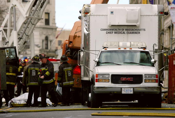 Land「Construction Lift Collapses In Boston Killing Three」:写真・画像(0)[壁紙.com]