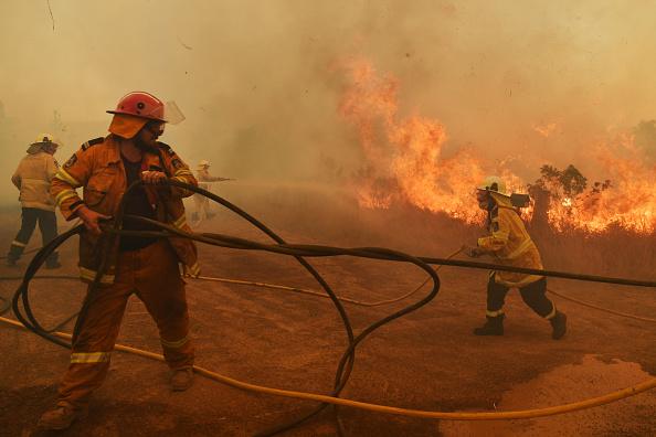 オーストラリア「Bushfires Continue To Burn Across NSW As Catastrophic Fire Conditions Ease」:写真・画像(14)[壁紙.com]