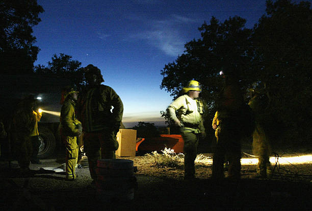 CA: Wildfires Pick Up Where They Left Off Last Year:ニュース(壁紙.com)
