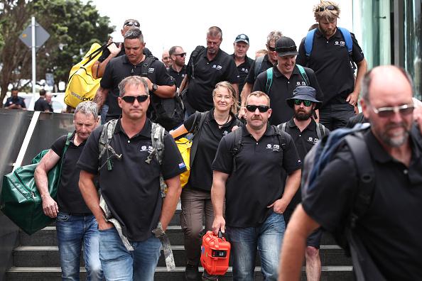 Environmental Damage「NZ Firefighters Depart Auckland To Assist In Australian Bushfire Efforts」:写真・画像(19)[壁紙.com]