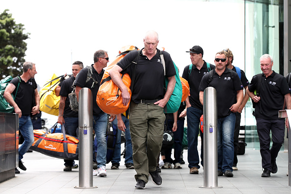 Environmental Damage「NZ Firefighters Depart Auckland To Assist In Australian Bushfire Efforts」:写真・画像(16)[壁紙.com]
