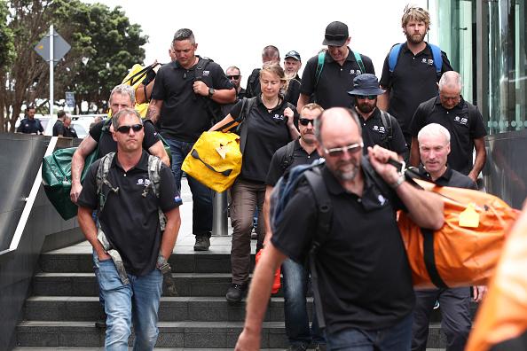 Environmental Damage「NZ Firefighters Depart Auckland To Assist In Australian Bushfire Efforts」:写真・画像(18)[壁紙.com]