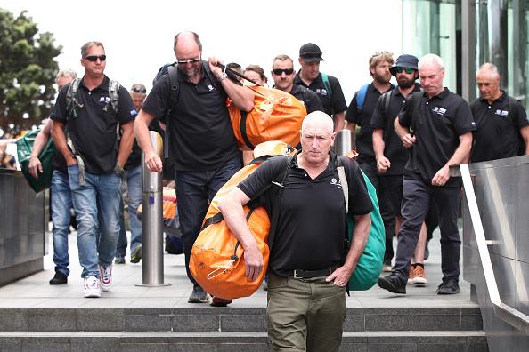 Environmental Damage「NZ Firefighters Depart Auckland To Assist In Australian Bushfire Efforts」:写真・画像(17)[壁紙.com]