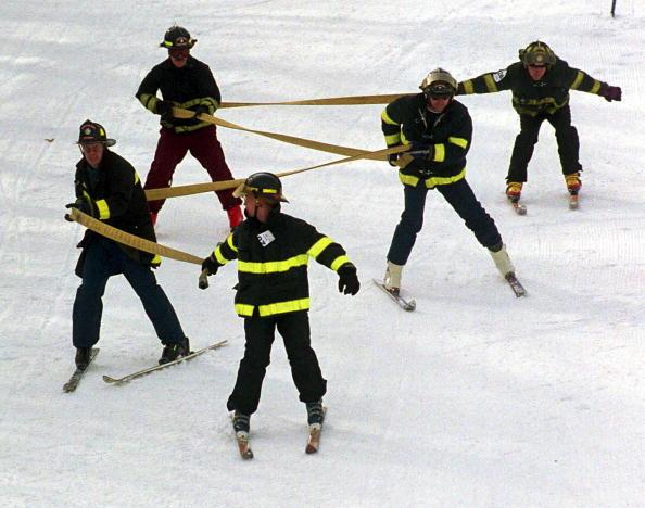 Effort「Annual Massachusetts State Firefighters Union Ski for Muscular Dystrophy Association」:写真・画像(19)[壁紙.com]