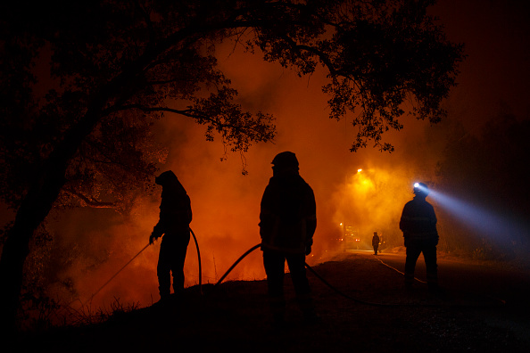 Spain「Dozens Dead As Wildfires Spread Across Northern Spain And Portugal」:写真・画像(13)[壁紙.com]