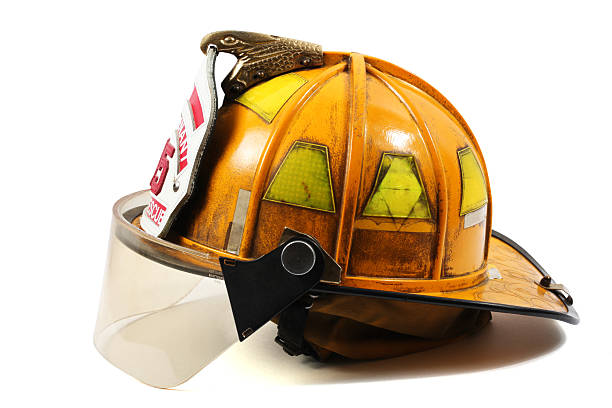 Firefighter's helmet:スマホ壁紙(壁紙.com)