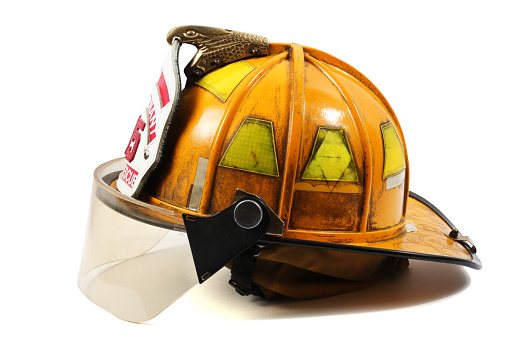 Emergency Services Occupation「Firefighter's helmet」:スマホ壁紙(5)
