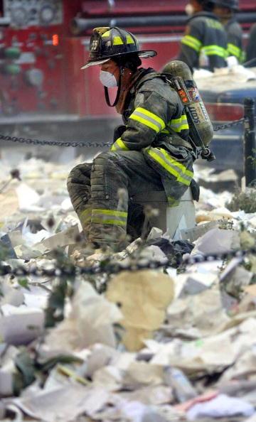 Emergency Services Occupation「World Trade Center Attack」:写真・画像(17)[壁紙.com]