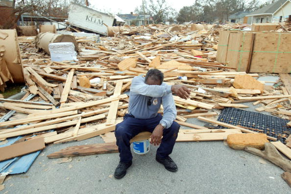 2005「Mississippi Continues Recovery Efforts After Hurricane Katrina」:写真・画像(0)[壁紙.com]
