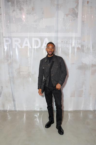 Fully Unbuttoned「Prada - Arrivals & Front Row - Milan Men's Fashion Week Spring/Summer 2019」:写真・画像(11)[壁紙.com]