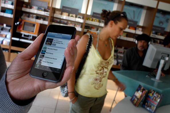 Topics「Starbucks And Apple Begin Partnership With iPod Touch」:写真・画像(1)[壁紙.com]
