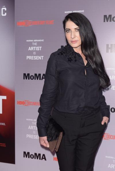 "Three Quarter Length「HBO Documentary Screening Of ""Marina Abramovic: The Artist Is Present""」:写真・画像(9)[壁紙.com]"
