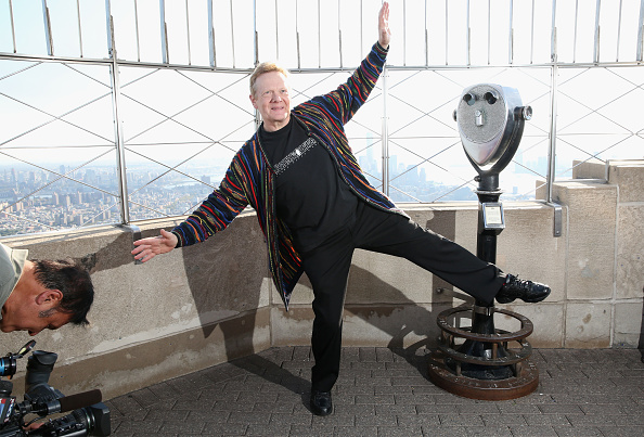 Philippe Petit「Philippe Petit Visits The Empire State Building」:写真・画像(2)[壁紙.com]