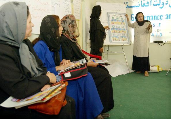Kabul「Afghanistan Prepares For Election」:写真・画像(14)[壁紙.com]