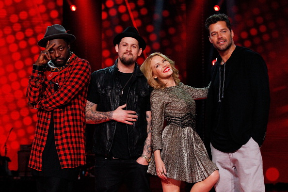 The Voice - Television Show「The Voice Final Five And Their Coaches - Media Call」:写真・画像(16)[壁紙.com]