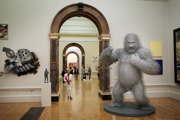 Coathanger「The Royal Academy Opens Its Doors To The Annual Summer Exhibition」:写真・画像(16)[壁紙.com]