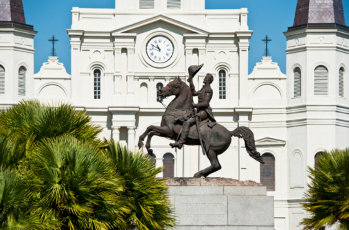 Horse「Statue of Andrew Jackson」:スマホ壁紙(9)