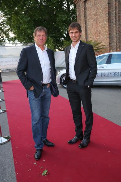 Corporate Business「Mercedes-Benz Presents S-Klasse Coupe In Vienna」:写真・画像(9)[壁紙.com]