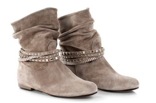 Females「Suede Leather's Boots」:スマホ壁紙(15)