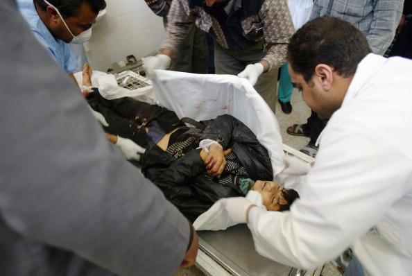 Deir Al-balah「Three Palestinians Shot Dead In Gaza」:写真・画像(2)[壁紙.com]