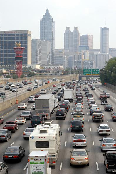 Traffic「Atlanta Losing Traffic Gridlock Battle, Study Reports」:写真・画像(8)[壁紙.com]