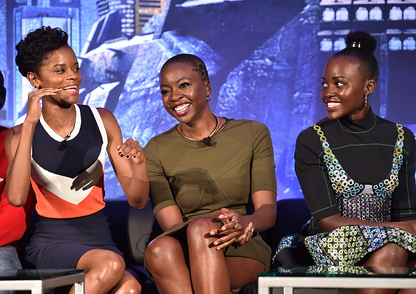 Global「Marvel Studios' BLACK PANTHER Global Junket Press Conference」:写真・画像(5)[壁紙.com]