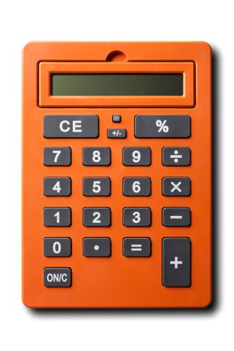 Number「Calculator」:スマホ壁紙(15)