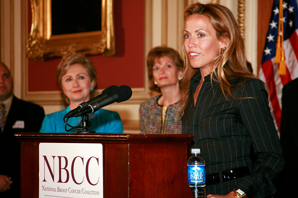 Breast「The National Breast Cancer Coalition Holds News Conference」:写真・画像(4)[壁紙.com]
