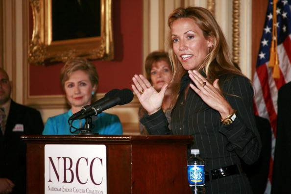 Breast「The National Breast Cancer Coalition Holds News Conference」:写真・画像(5)[壁紙.com]