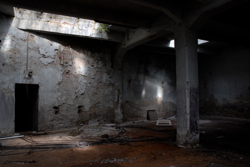 ハロウィン「取消し工場ホール」:スマホ壁紙(18)
