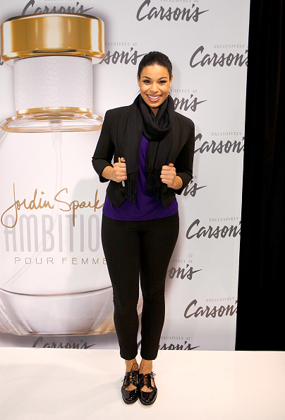 Lace-up「Jordin Sparks Greets Customers At Carson's To Launch Her New Fragrance, AMBITION, Available Exclusively At The Bon-Ton Family Of Stores」:写真・画像(18)[壁紙.com]