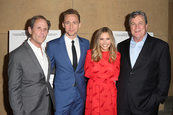 "Elizabeth Olsen「Premiere Of Sony Pictures Classics' ""I Saw The Light"" - Arrivals」:写真・画像(4)[壁紙.com]"